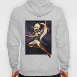 Sagittarius Star Dress Lucy Hoody