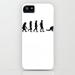Evolution Of Curling iPhone Case