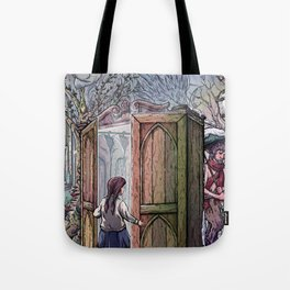 Lucy's Discovery Tote Bag
