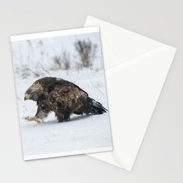 The Eagle has Landed Stationery Cards
