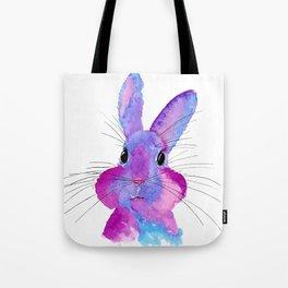 pastel bunny Tote Bag