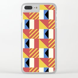 AHOY [Signals CPC] Clear iPhone Case