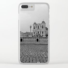 ''Little Vienna'', Timisoara, Romania Clear iPhone Case