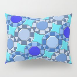 Geometrix 168 Pillow Sham