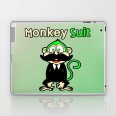 Monkey Suit Laptop & iPad Skin