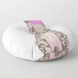 Pussy Power Floor Pillow