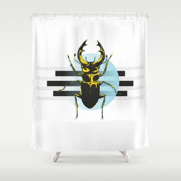 Stagg Shower Curtain