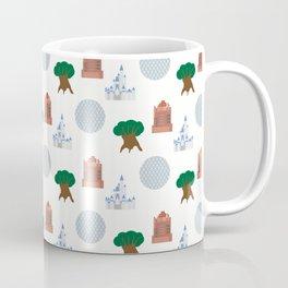 Iconic Theme Parks Coffee Mug