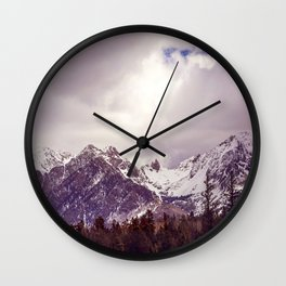Open to Me Wall Clock
