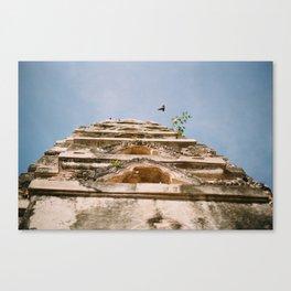 Shukhothai Temples Canvas Print