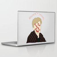 the breakfast club Laptop & iPad Skins featuring The Breakfast Club - Brian by Swell Dame