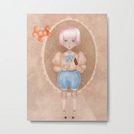 Sweet Child Metal Print