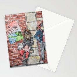 Backalley Stationery Cards