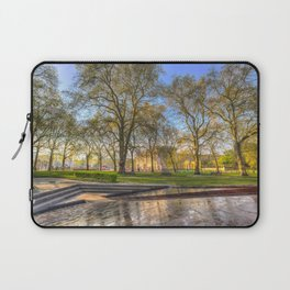 Buckingham Palace and Canadian War Memorial Laptop Sleeve