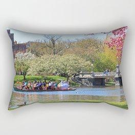 Walk in the Park  Rectangular Pillow