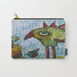 Burg, Meef & The Gum Gum Tree Carry-All Pouch