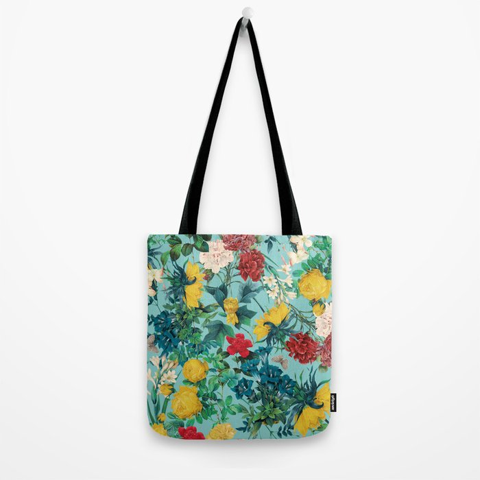 Summer Botanical III Tote Bag