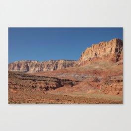 Colorful Mesas - Desert Southwest Canvas Print