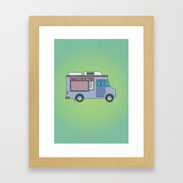 Roastbusters Framed Art Print