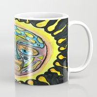 sublime Mugs featuring sublime by haysor