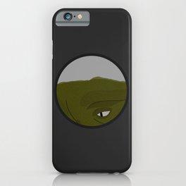 Jurassic Eye iPhone Case
