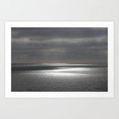 silver light Art Print