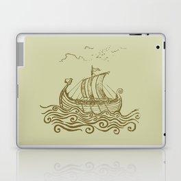 Viking ship Laptop & iPad Skin