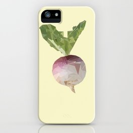vegitable soup iPhone Case