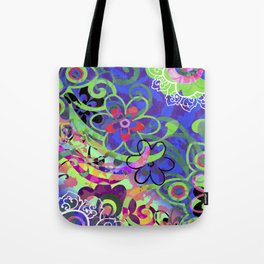 Time To Weed Tote Bag