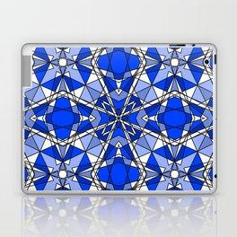 Blue Sapphire Laptop & iPad Skin