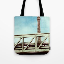 IRON UNDER THE SUN. Tote Bag