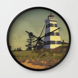 Cedar Dunes Provincial Park Wall Clock