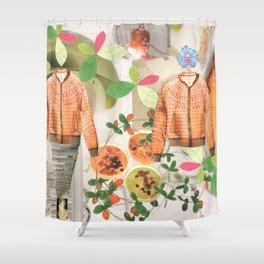 Propagation 2 Shower Curtain