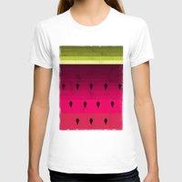 watermelon T-shirts featuring Watermelon by Kakel