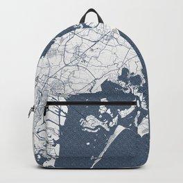Venice City Map of Italy - Coastal Backpack