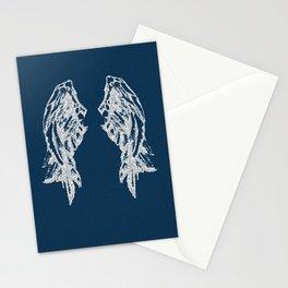 Midnight Flight Stationery Cards