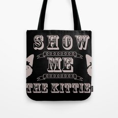 The Kitties Tote Bag