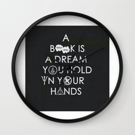 The book's are...  Wall Clock
