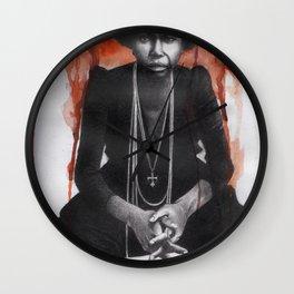 Silent Nina Wall Clock