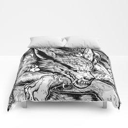 Kurama Kyubi Comforters