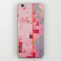 river iPhone & iPod Skins featuring river by Laura Veinticuatro
