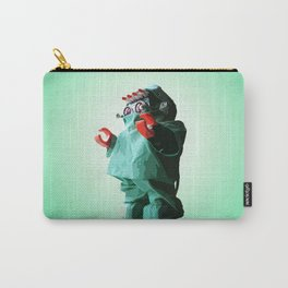 Doctorbot Green Carry-All Pouch