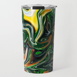 Citrus Jungle Travel Mug