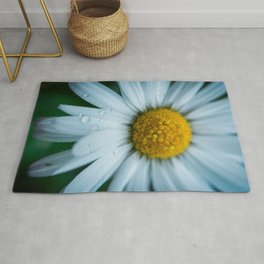 Flower Photography by Téo Leguay Rug