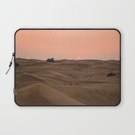 Arabian Desert Sunset Laptop Sleeve