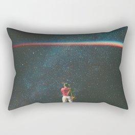 Saw The Light Rectangular Pillow