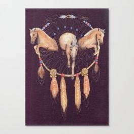 Wild Dreams Canvas Print