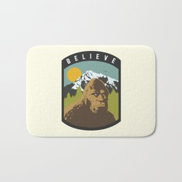 Bigfoot Patch Bath Mat