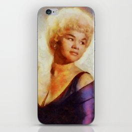 Etta James, Music Legend iPhone Skin