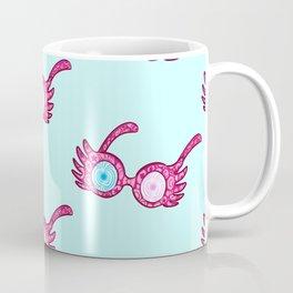 Blue Spectrespecs Glasses Coffee Mug
